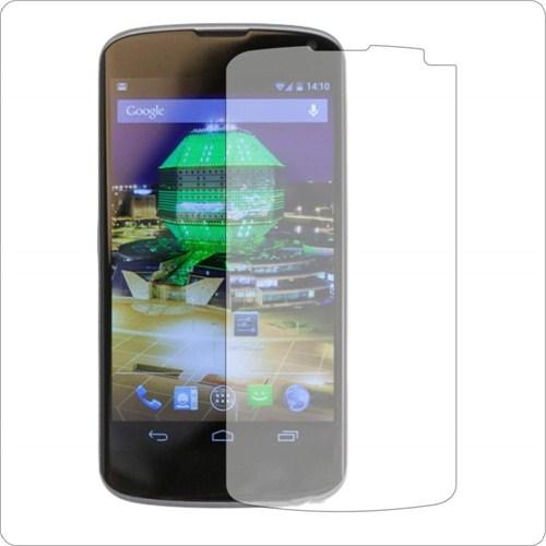 Microsonic LG Nexus 4 E960 Ultra Şeffaf Ekran Koruyucu