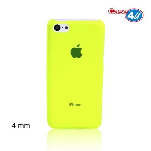 Case 4U iPhone 5c Yeşil Kapak Ultra İnce 0,4 mm