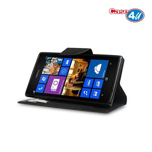 Case 4U Nokia Lumia 925 Cüzdan Kılıf