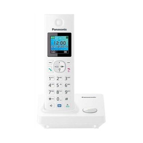 Panasonic Dect Telefon Beyaz KX-TG7851