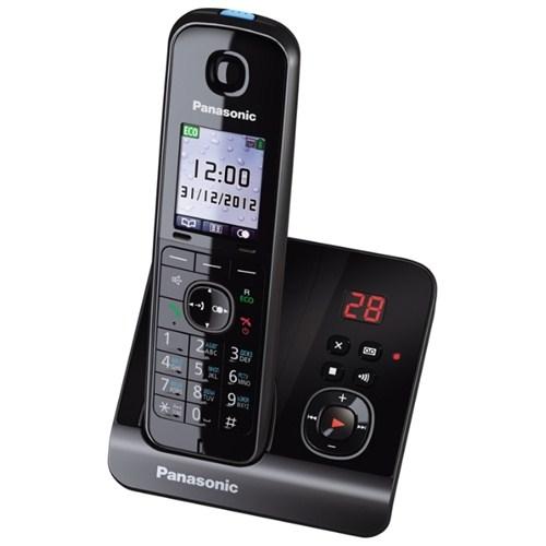 Panasonic Dect Telefon KX-TG8161 Siyah