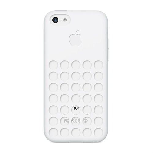 Apple iPhone 5c Kılıf Beyaz - MF039ZM/A