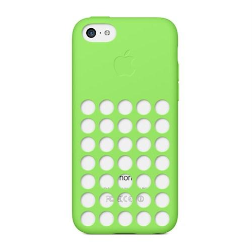 Apple iPhone 5c Kılıf Yeşil - MF037ZM/A