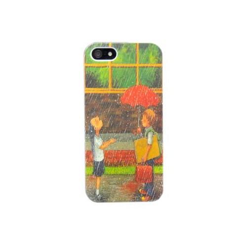 Vacca Apple iPhone 5/5s Şemsiyeli Çocuk Palette
