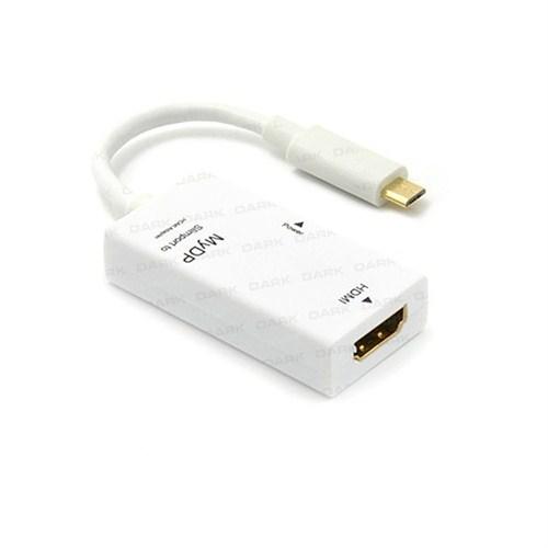 Dark LG G2 / G3 / Nexus 4/5/7 1080P HDMI TV Bağlantı Adaptörü ( DK-HD-ASLXHDMI)