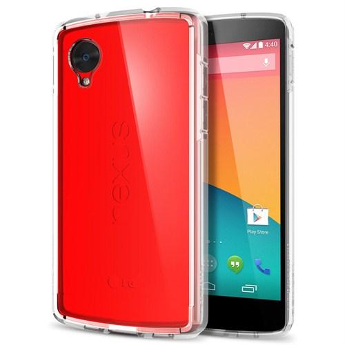 Spigen Sgp Lg Nexus 5 Ultra Hybrid Crystal Clear