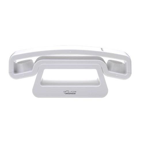 Swissvoice E-Pure Analogue Dect Telefon Beyaz - SV 20406470 MOB