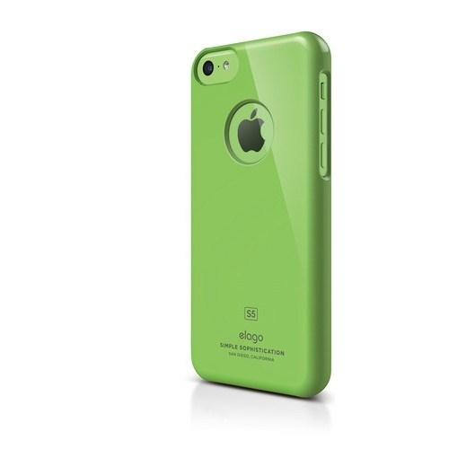 Elago Apple iPhone 5C S5 Slim Fit Kılıf (Ekran Koruyucu Hediye)