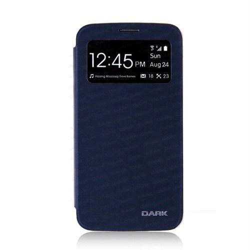 Dark Evo P60 Akıllı Kapak / Smart Cover - Mavi (DK-AC-EVOP60KLBL)