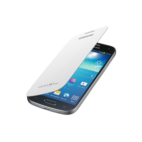 Samsung Galaxy S4 Mini i9190 Kapaklı Kılıf – Beyaz EF-FI919BWEGWW