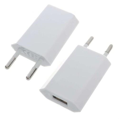Microsonic Slim USB Priz Şarj Adaptörü - USA102