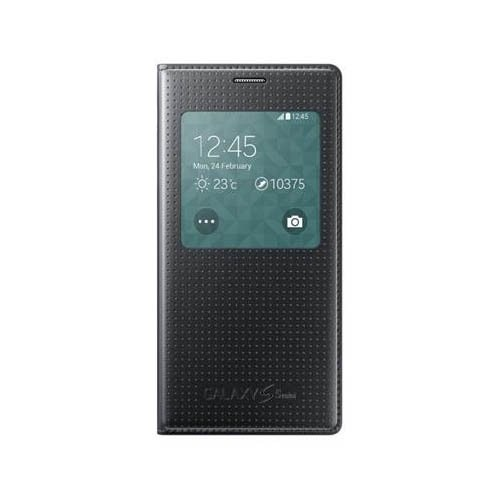 Samsung Galaxy S5 Mini Kapaklı Kılıf Siyah - EF-CG800BKEGWW