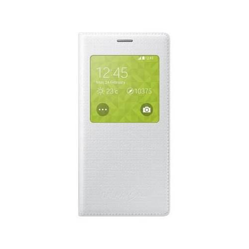 Samsung Galaxy S5 Mini Kapaklı Kılıf Beyaz - EF-CG800BHEGWW