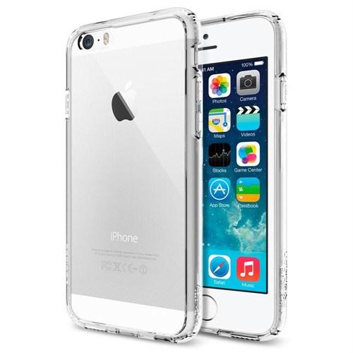 "Spigen Sgp iPhone 6 Kılıf (4.7"") Ultra Hybrid Crystal clear (PET) - SGP10954"