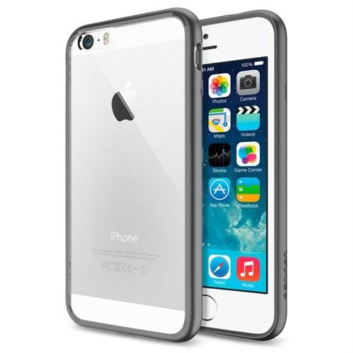 "Spigen Sgp iPhone 6 Kılıf (4.7"") Ultra Hybrid Gunmetal (PET) - SGP10950"