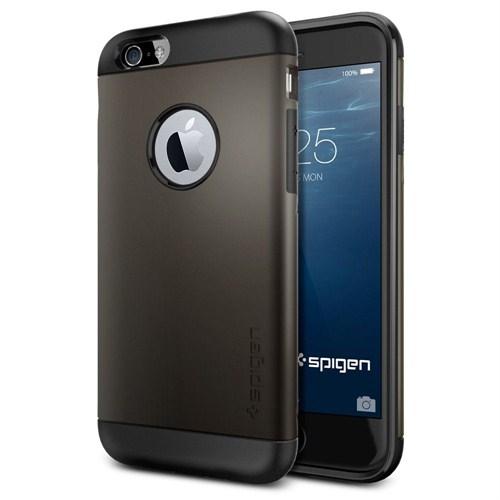 "Spigen Sgp iPhone 6 Kılıf (4.7"") Slim Armor Series Gunmetal - SGP10959"