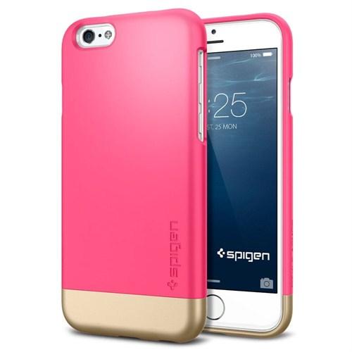 "Spigen Sgp iPhone 6 Kılıf (4.7"") Style Armor Series Azalea Pink - SGP11045"
