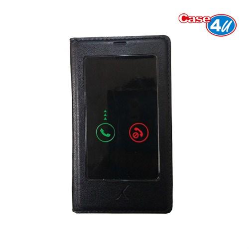 Case 4U Nokia X Siyah Kılıf
