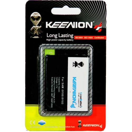 Case 4U Keenion EB-F1A2GBU 1650 mAh Batarya