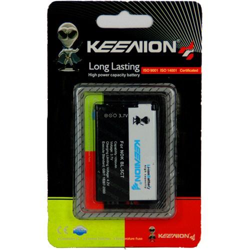 Case 4U Keenion Nokia BL-5CT 1050 mAh Batarya