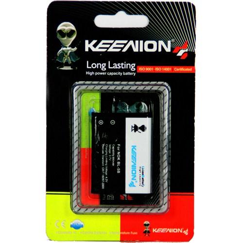 Case 4U Keenion Nokia BL-5B 890 mAh Batarya