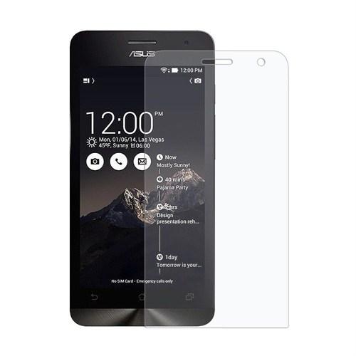 Microsonic Asus Zenfone 6 Ultra Şeffaf Ekran Koruyucu - SG106-ASS-ZENFONE6