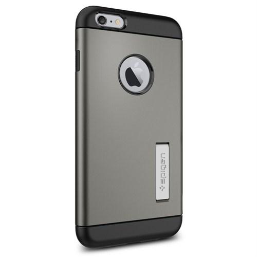"Spigen Sgp iPhone 6 Plus Kılıf (5.5"") Slim Armor Series Gunmetal - SGP10905"