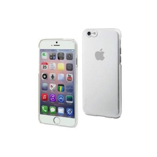 Muvit Apple iPhone 6 Clearback Kılıf (Şeffaf) - 23047