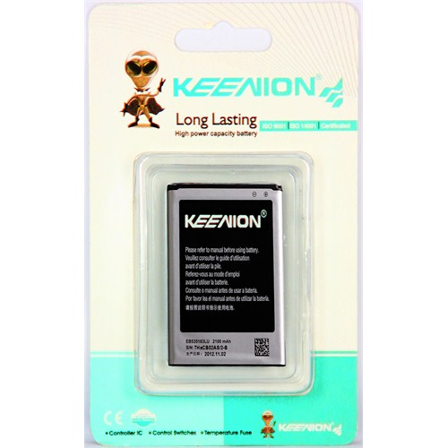 Case 4U Keenion Galaxy Grand Neo i9060 EB535163LU 2100 mAh Batarya