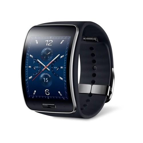Samsung Galaxy Gear S Akıllı Saat - Siyah SM-R7500Z