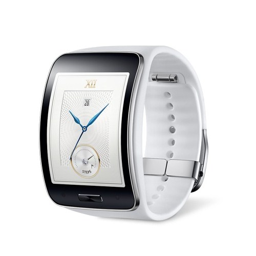 Samsung Galaxy Gear S Akıllı Saat - Buz Beyazı SM-R7500Z