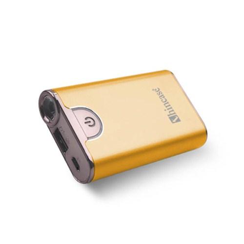 Thincase YJ186 9000 mAh Taşınabilir Şarj Cihazı Altın - YJ186-G