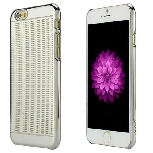 "Thincase Apple iPhone 6 Plus (5.5"") Ultra İnce Arka Kapak iSecret01 Gümüş-12000133"