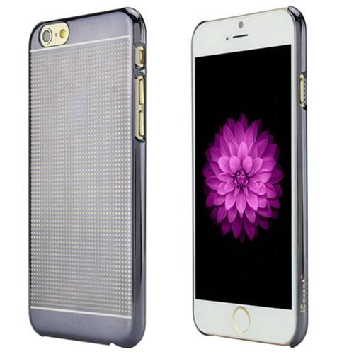 "Thincase iPhone 6 (4.7"") Ultra İnce Arka Kapak iSecret01 Siyah-12000122"