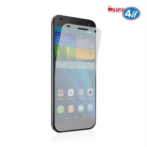 Case 4U Huawei Ascend G7 Ultra Şeffaf Ekran Koruyucu