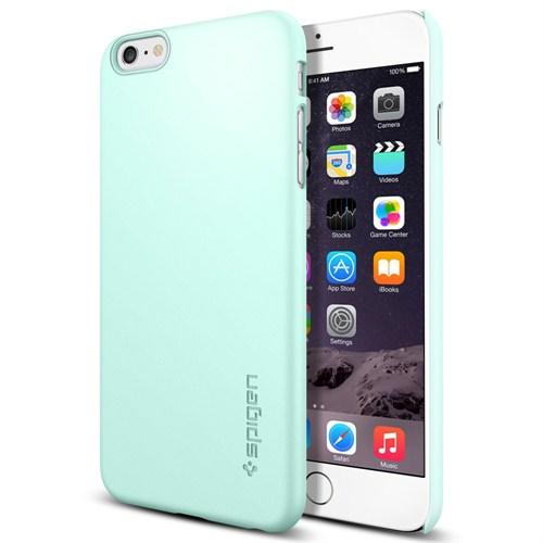Spigen Sgp iPhone 6 Plus Case Thin Fit Series Mint (PET) - SGP11100
