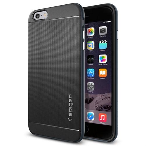 "Spigen Sgp iPhone 6 Plus Kılıf (5.5"") Neo Hybrid Series Metal Slate - SGP11063"