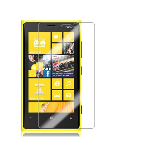 Case 4U Nokia Lumia 920 Ekran Koruyucu ( Parmak izi bırakmaz )