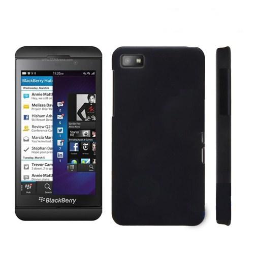 Case 4U Blackberry Z10 Siyah Kapak