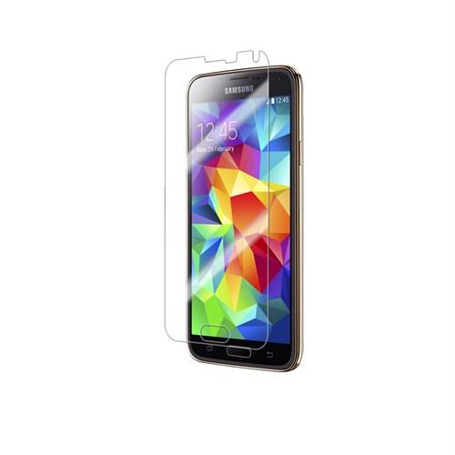 Case 4U Samsung Galaxy S5 Ekran Koruyucu ( Ultra Şeffaf Parmak izi bırakmaz )