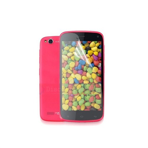 Case 4U General Mobile Discovery Ekran Koruyucu 2 li (Parmak izi bırakmaz+Ultra Şeffaf)