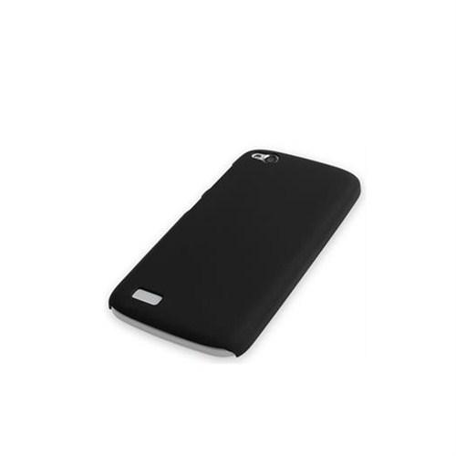 Case 4U General Mobile Discovery Siyah Kapak