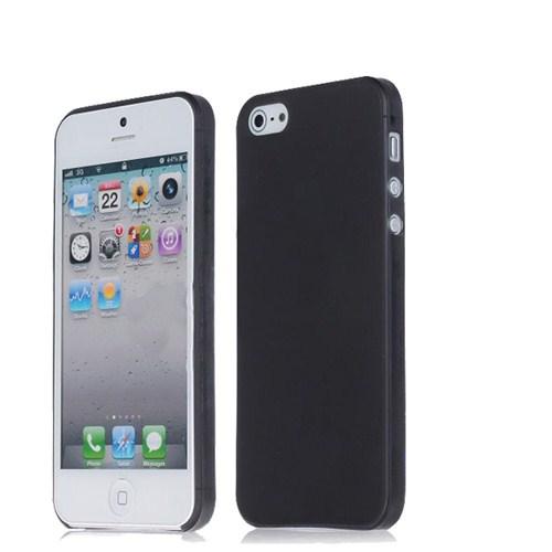 Case 4U iPhone 5/5s 0,3 mm Ultra İnce Kılıf -Siyah