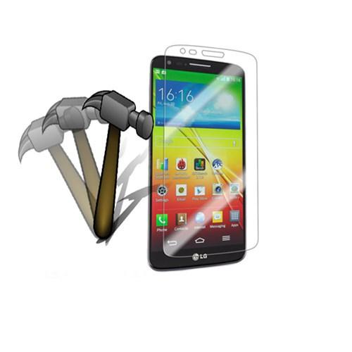 Case 4U LG G2 Ekran Koruyucu (Kırılmaz,Çizilmez Anti Shock)