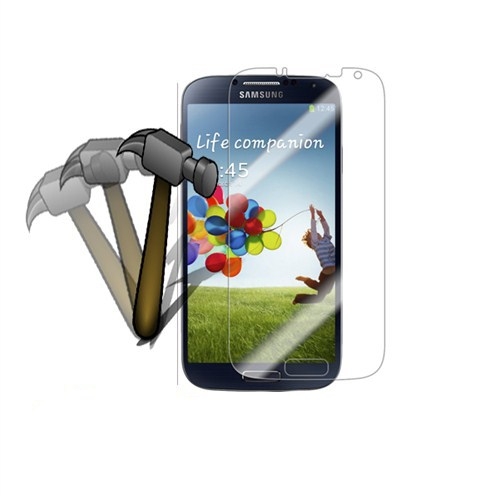 Case 4U Samsung i9500 Galaxy S4 Ekran Koruyucu (Kırılmaz,Cizilmez Anti Shock)
