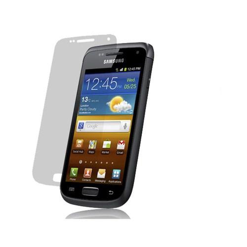 Case 4U Samsung i8150 Galaxy W Ekran Koruyucu (Parmak izi bırakmaz)*
