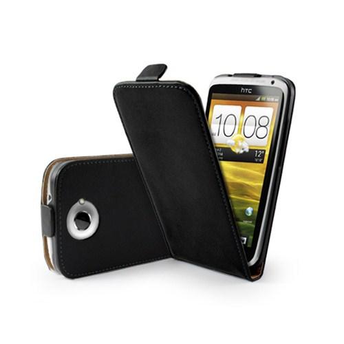 Case 4U HTC One X Flip Kılıf