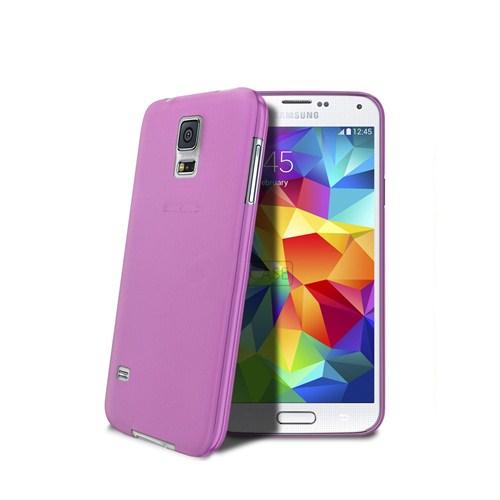 Case 4U Samsung Galaxy S5 Mini Pembe Kılıf
