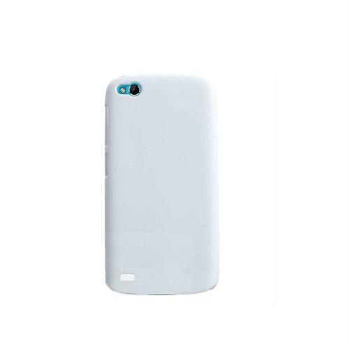 Case 4U General Mobile Discovery Beyaz Kapak*