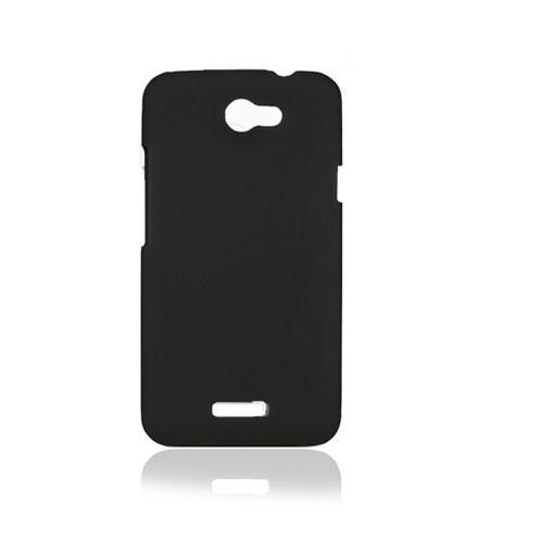 Case 4U HTC One X Siyah Kapak*